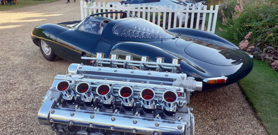 Picture of Complete engine