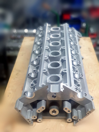 Picture of Bare tera® cylinder head - LH/RH